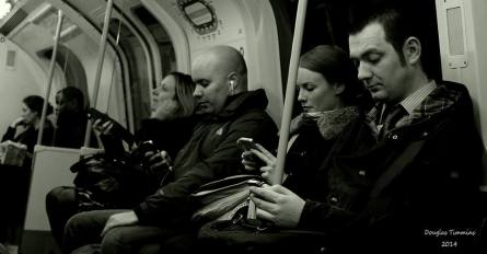Coming back on the Subway with the Mobile Crew! an hour ago Glasgow..