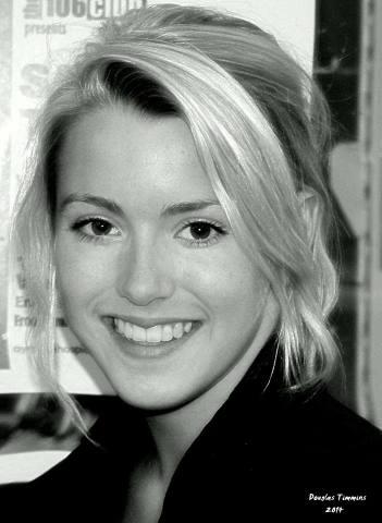 The lovely Caitlin...Glasgow..Oran Mor