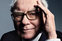 """ Honesty is a very expensive gift, don't expect it from cheap people."" - Warren Buffet/ Magna de la finance, philanthropist (Mark Seliger for Time)"
